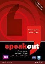 Speakout Elementary SB+Active Book+MyEnglishLab