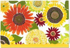 Karnet mini Słonecznikowy Ogród (14szt)