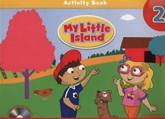 My Little Island 2 AB + CD PEARSON