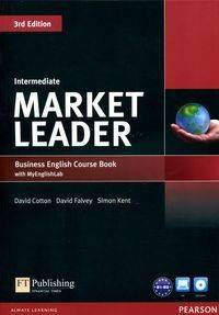 Market Leader 3E Intermediate SB+ MyEngLab PEARSON