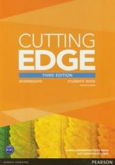 Cutting Edge 3ed Intermediate SB z płytą DVD