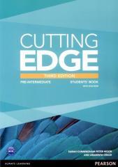 Cutting Edge 3ed Pre-Intermediate SB + DVD PEARSON