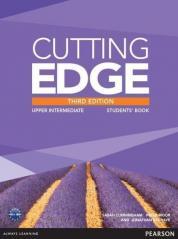 Cutting Edge 3ed Upper-Interm. SB + DVD PEARSON