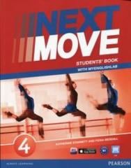 Next Move 4 SB MyEnglishLab PEARSON