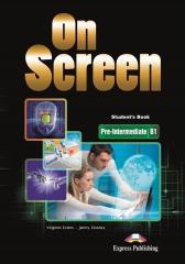 On Screen Pre-Intermediate B1 SB + DigiBook