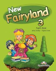 New Fairyland 3 PB EXPRESS PUBLISHING