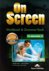 On Screen Pre-Intermediate B1 WB + GB+ DigiBook