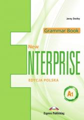 New Enterprise A1 Grammar Book + DigiBook