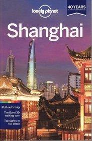Lonely Planet Shanghai Przewodnik