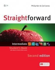 Straightforward 2nd ed. B1+Intermediate SB + eBook