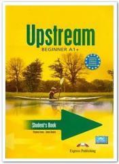 Upstream A1+  Beginner SB + CD EXPRESS PUBLISHING