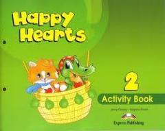 Happy Hearts 2 WB EXPRESS PUBLISHING