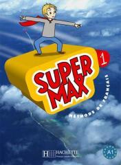 Super Max 1 podręcznik HACHETTE