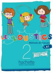 Les Loustics 2 podręcznik HACHETTE