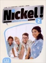 Nickel 2 podręcznik + płyta DVD ROM CLE