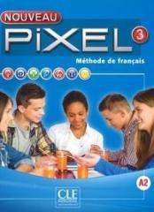 Pixel 3 A.2 podręcznik+ DVD CLE