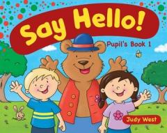 Say Hello 1. Pupil's book