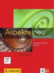 Aspekte Neu B1+ podr. + DVD LEKTORKLETT