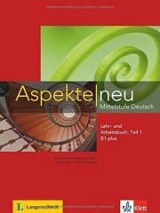 Aspekte Neu B1+ LB+ AB TEIL 1 + CD
