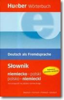 Słownik niemiecko-polski polsko-niemiecki dla uczących się języka niemieckiego