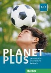 Planet Plus A2.1 podręcznik HUEBER