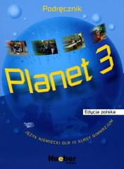 Planet  3 podr. pl HUEBER