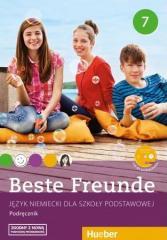 Beste Freunde 7 KB podr wiel. w.2017 + CD HUEBER