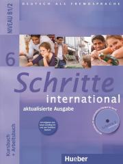 Schritte International 6 KB+AB+CD HUEBER