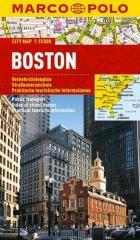 Plan Miasta Marco Polo. Boston