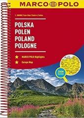 Atlas Polska 1:300 000 MARCO POLO