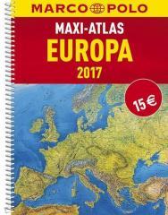 Maxi-Atlas Europa 2017 MARCO POLO