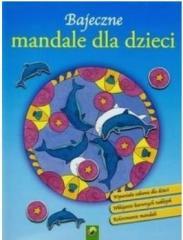 Bajeczne mandale dla dzieci - Delfin