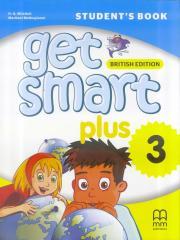 Get Smart Plus 3 SB MM PUBLICATIONS