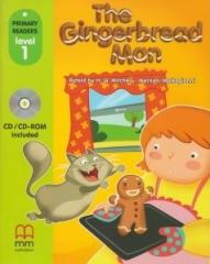 The Gingerbread Man + CD-ROM MM PUBLICATIONS