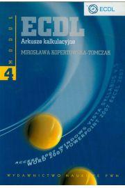 ECDL Arkusze kalkulacyjne Moduł 4