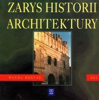 Dokumentacja budowl. 2- Zarys historii arch.  WSIP