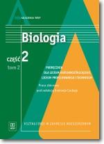 Biologia. Podręcznik. Zakres rozszerzony. Część 2. Tom II