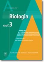 Biologia. Podręcznik. Zakres rozszerzony. Część 3