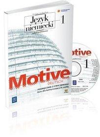 Język niemiecki, Motive Deutsch 1 - podręcznik z ćwiczeniami, szkoła ponadgimnazjalna (  CD)