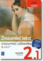 J.polski LO Zrozumieć tekst 2/1 w.2013 NPP WSiP