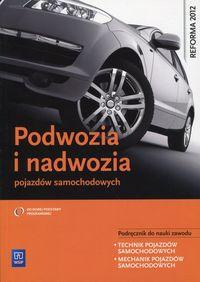 Podwozia i nadwozia pojazdów samochod. w.2013 WSiP