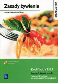 Zasady żywienia człowieka w.2013 WSiP