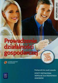 Prowadzenie działalności gospodarczej z KPS i OMZ