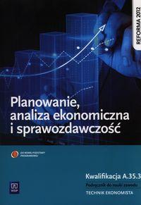 Planowanie, analiza ekonomiczna i sprawozdawczość
