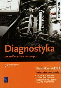 Diagnostyka pojazdów samochodowych WSiP