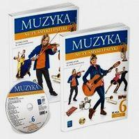Muzyka SP Muzyka nuty,smyki 6 cz. 1-2 podr w.2014