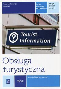 Obsługa turystyczna. Kwal.T.13 ćw cz.2 REA-WSiP