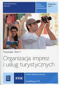 Organizacja imprez i usług turyst. cz.1 REA- WSiP
