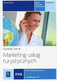 Marketing usług turystycznych REA - WSiP