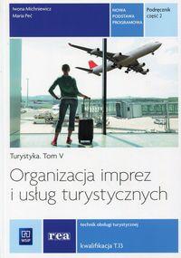 Organizacja imprez i usług turyst. cz.2 REA- WSiP